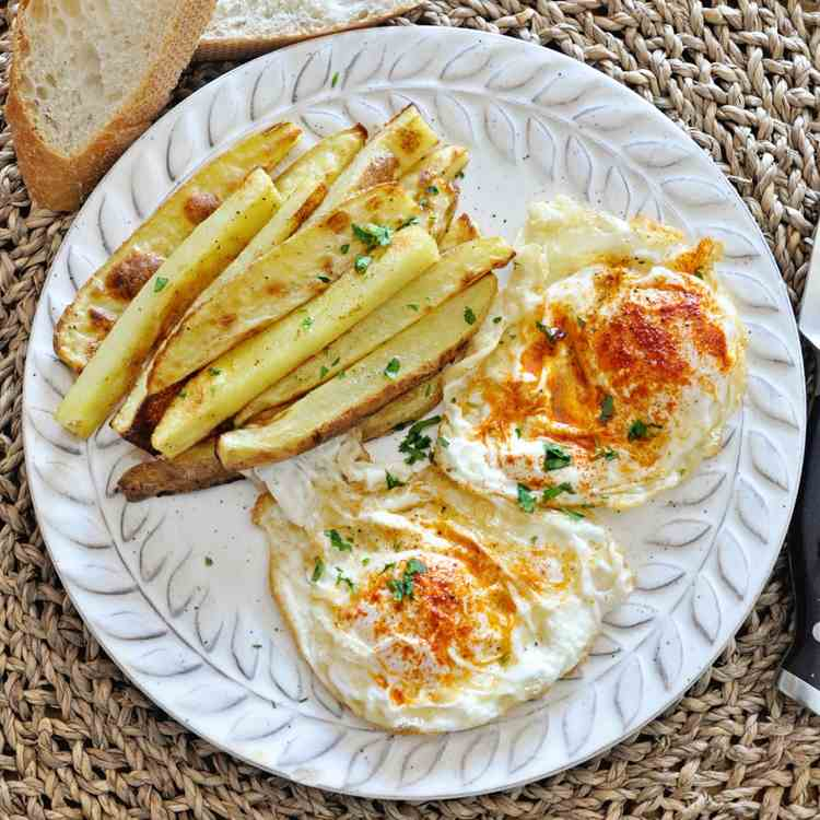 4 AFFORDABLE Spanish EGG Dishes