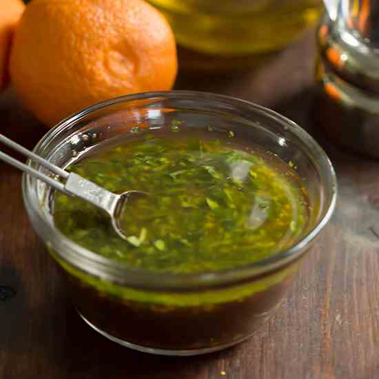 Clementine Salad Dressing