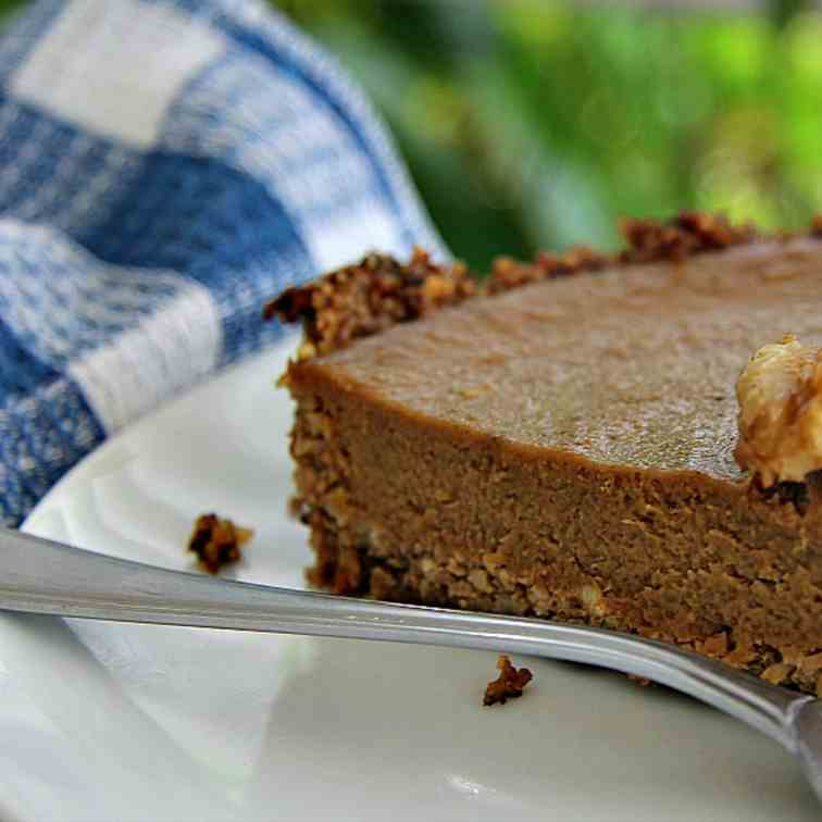 Walnut - Pumpkin Pie