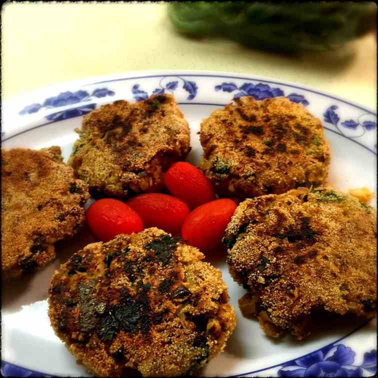 Fish Cake or Patties- Fish Cutlet
