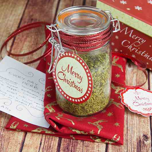 Five Spice Mixes for Christmas Gifting