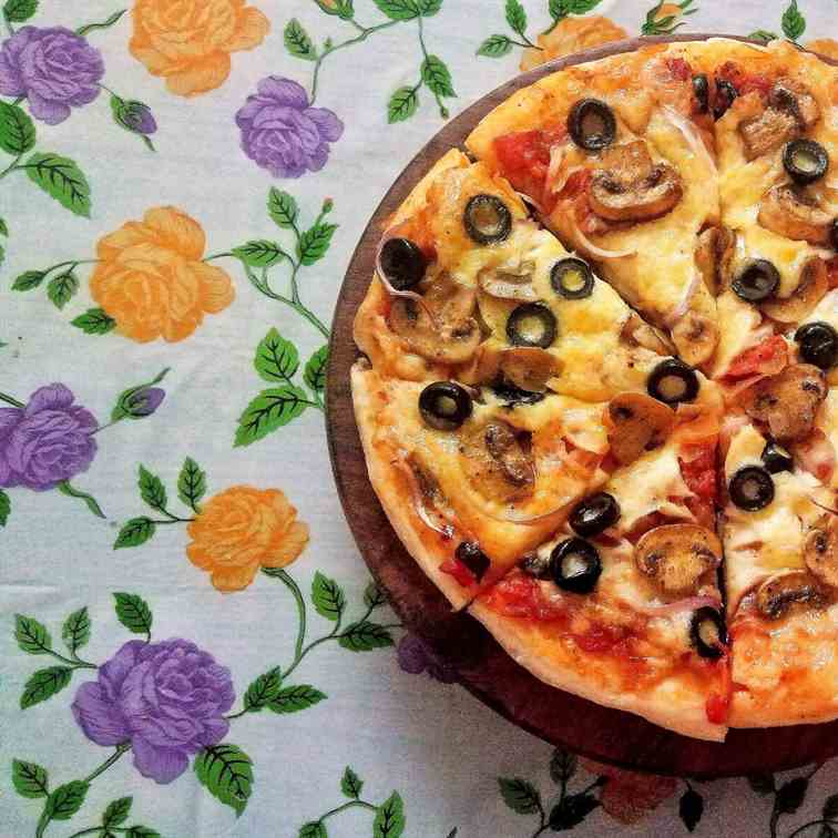 Homemade Pizza - Pizza Sauce