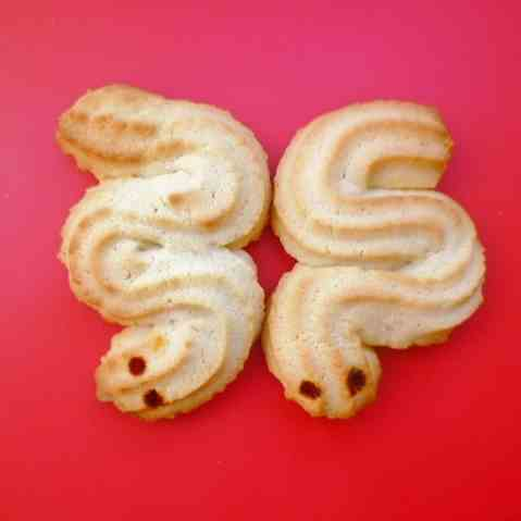 Dragon Cookies (loong peng)