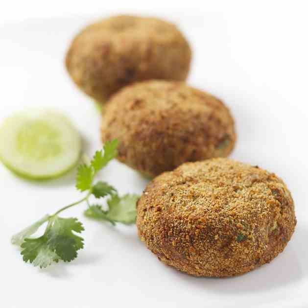 Shami Kebabs made in Airfryer