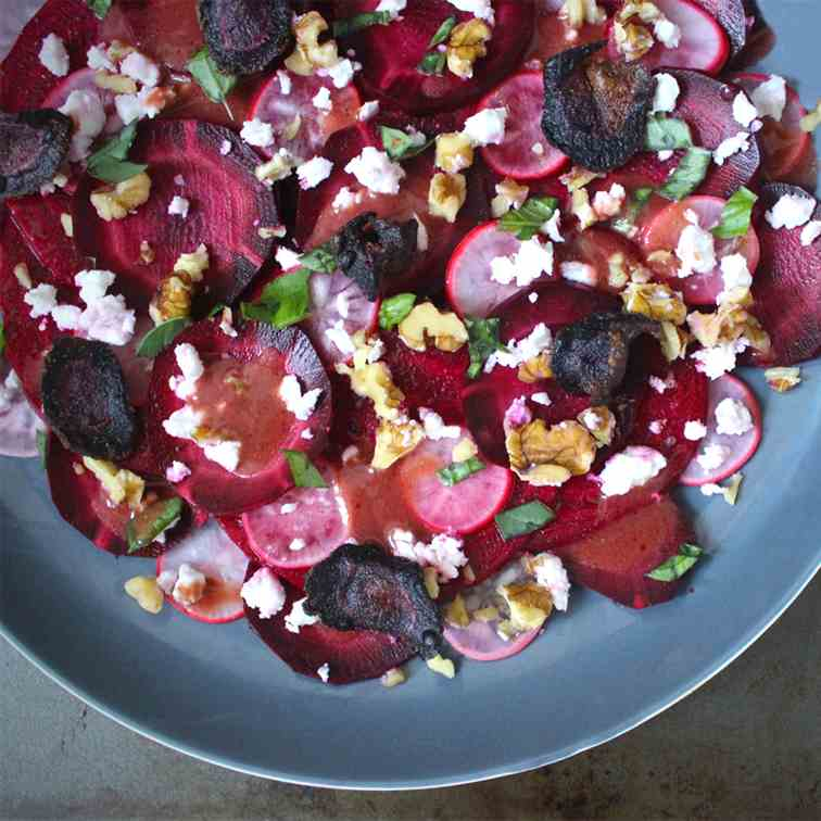 Purple Pickle Salad