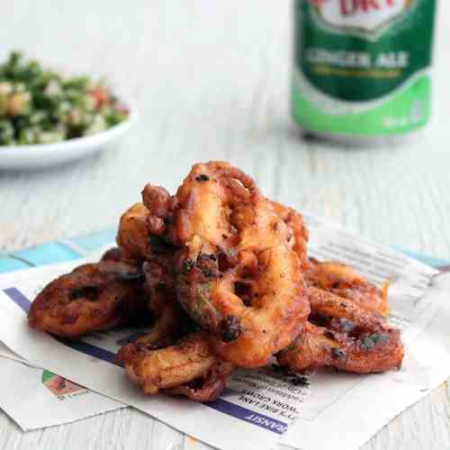 Batter Fried Squid