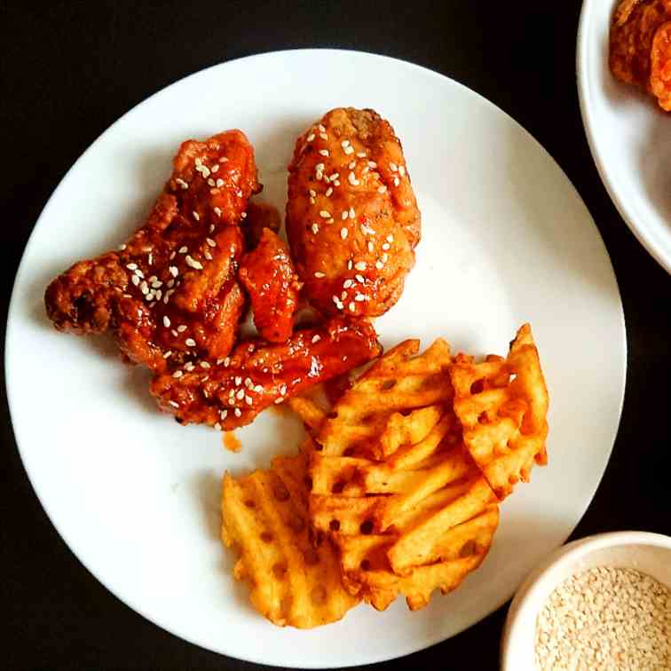 Allergy Friendly Honey BBQ Chicken