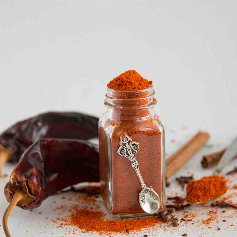 Homemade Shawarma Spice Mix
