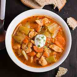 Food Photography : How To Style Stew