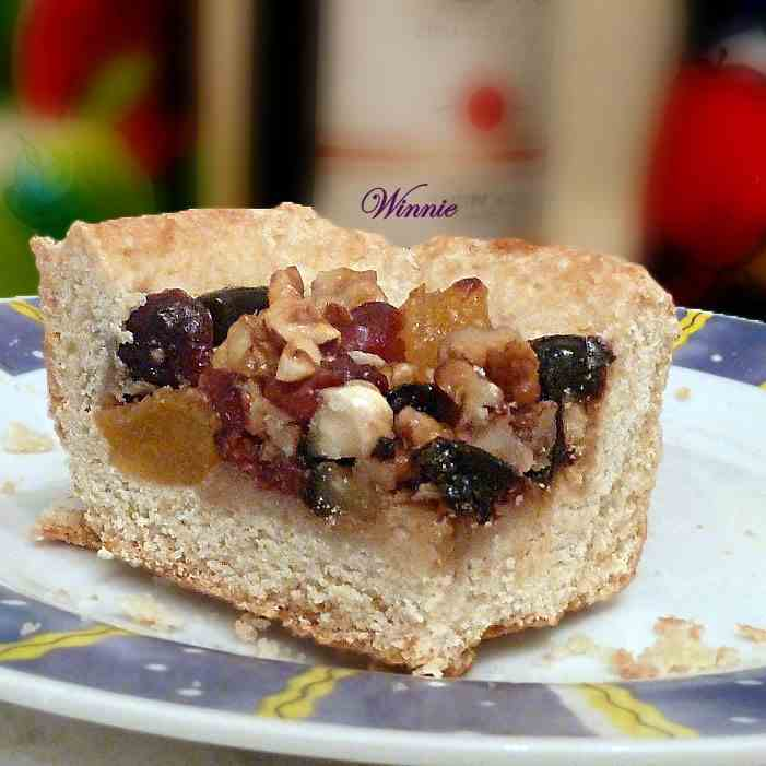 Dried-Fruits & Nuts Squares