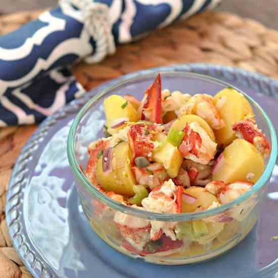 Lobster - Potato Salad