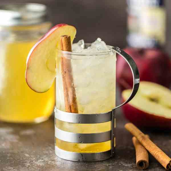 Apple Pie Spritzer