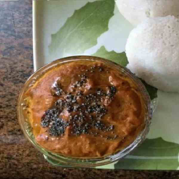 Recipe For Tomato Chutney - A Tangy and Sp