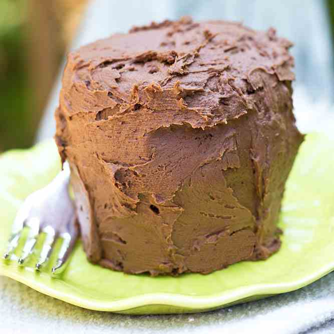 Diva Milk Chocolate Layer Cake