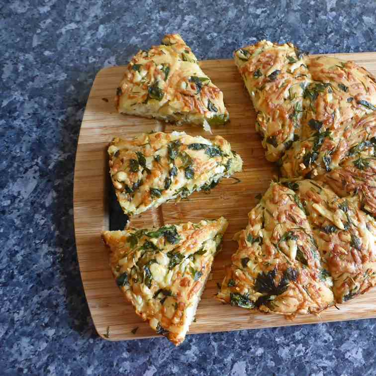 Best fresh herb bread recipe