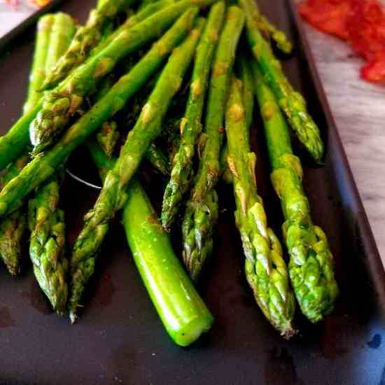 Bacon Flavored Asparagus