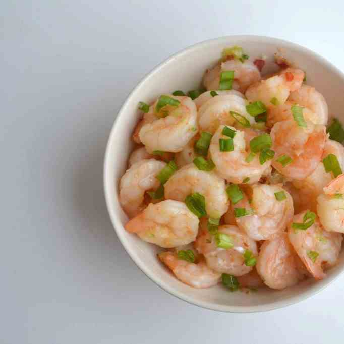Homemade Bang Shrimp