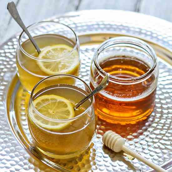 Hot Toddy Tea