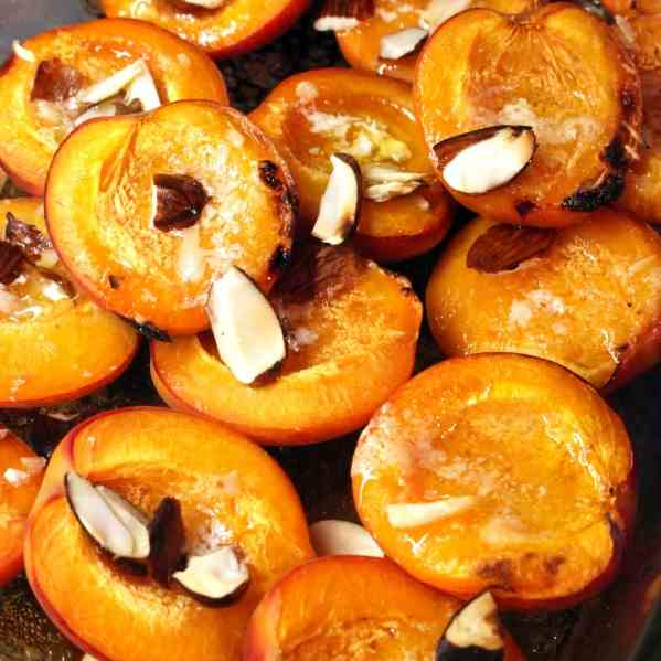 Baked Apricots