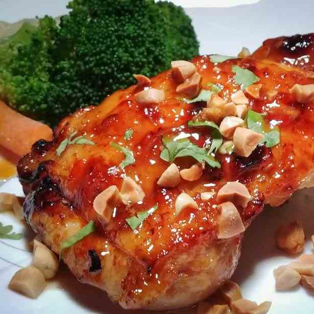 Thai Chicken Thigh