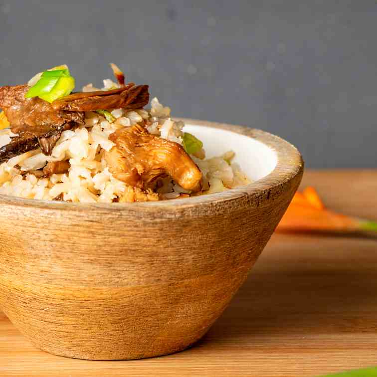 How to Cook Brown Rice on the Stove