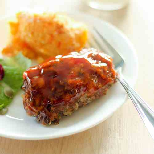 Healthy Mini Meatloaves