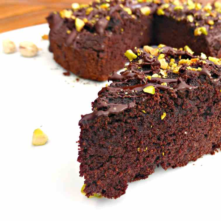 Deeply Rich Chocolate Cake