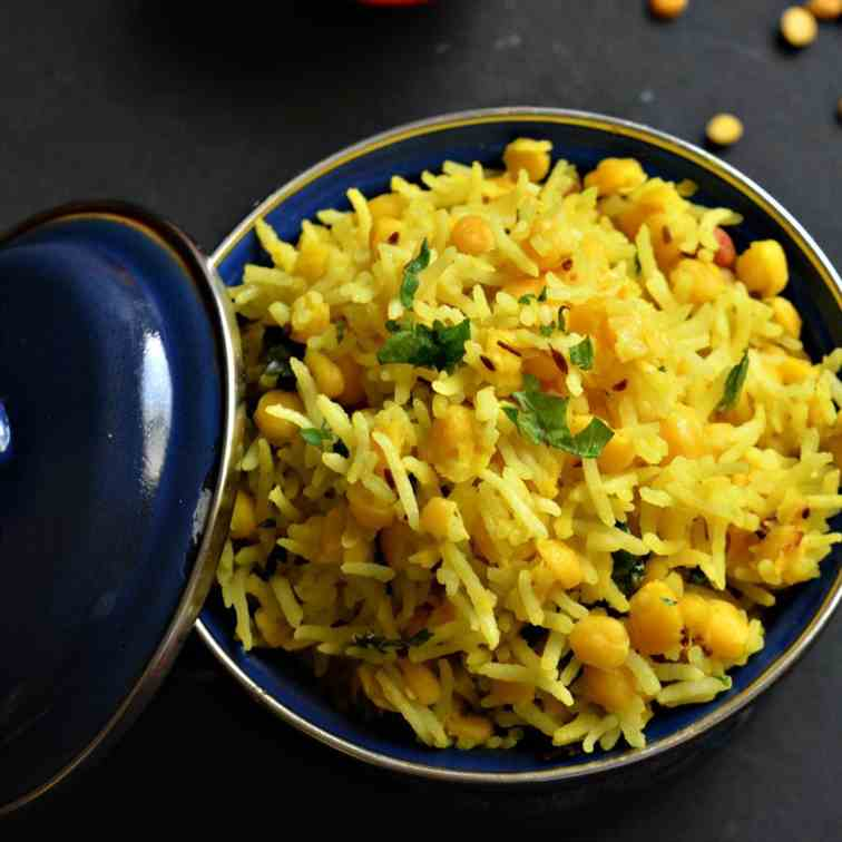 Hyderabadi Khichdi Recipe