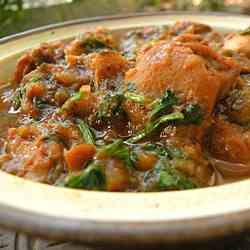 Chicken with Coriander