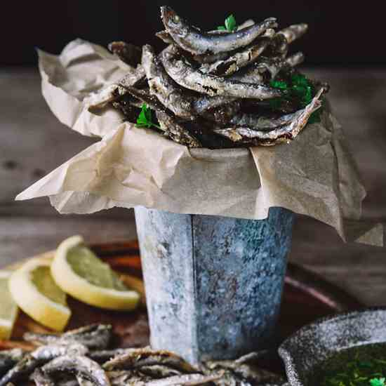 Norwegian Pan-Fried Smelt Recipe