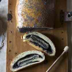 Strudel with Poppy Seed Filling