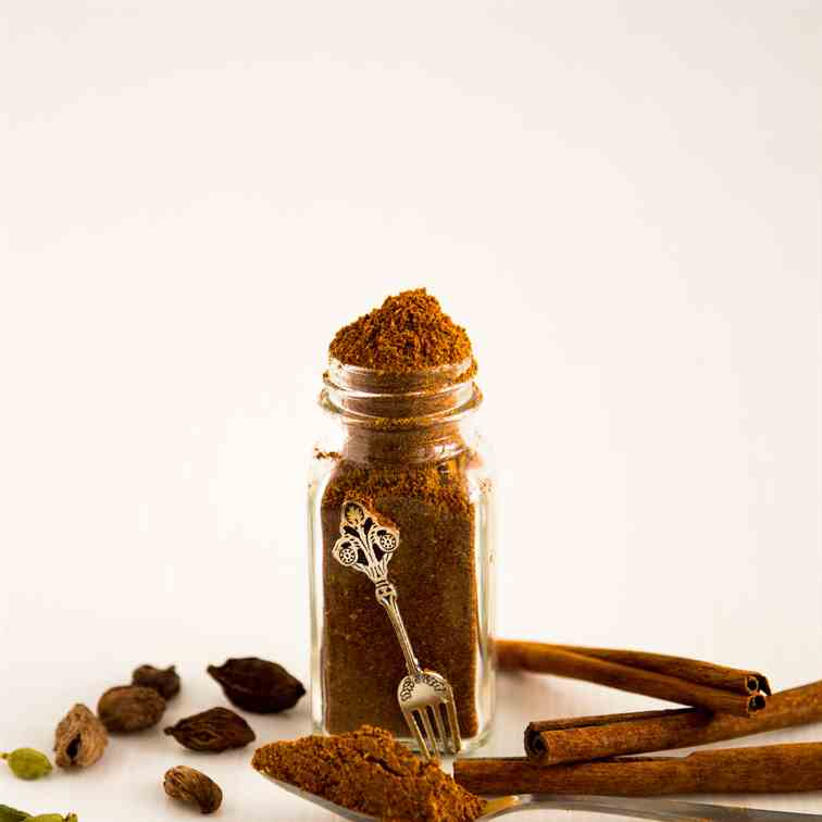 Homemade Garam Masala Spice Mix