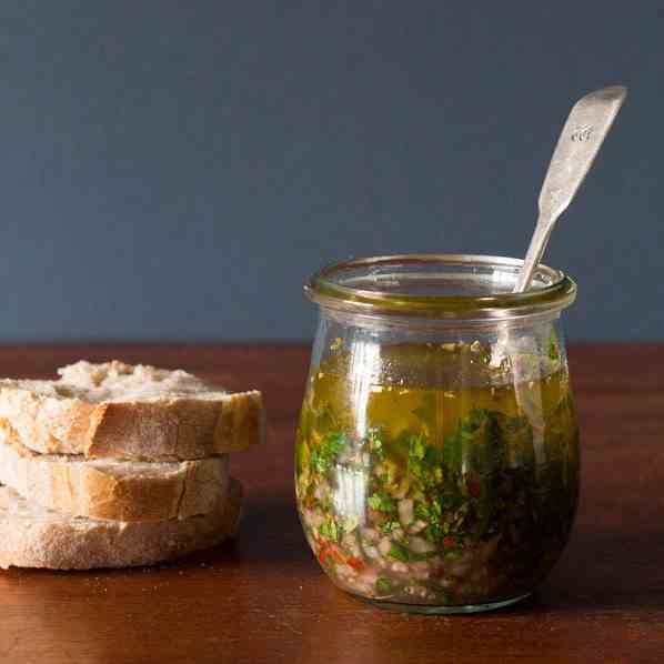 How To Make Chimichurri