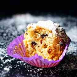 Sweet Thyme and Choc Chip Muffins