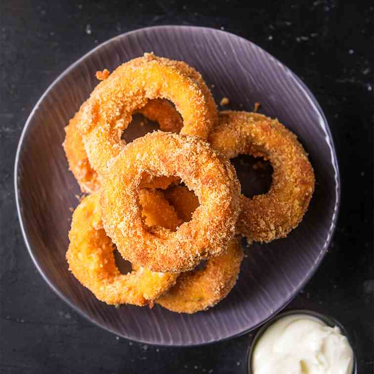 Cheetos Mozzarella Onion Rings