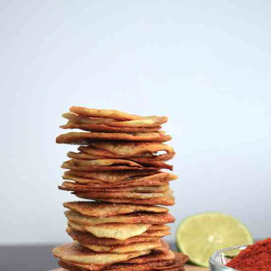 Chili-lime chips