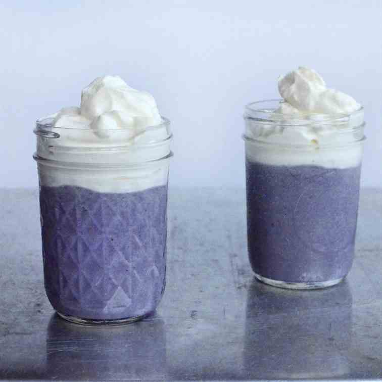 Blueberry Pudding