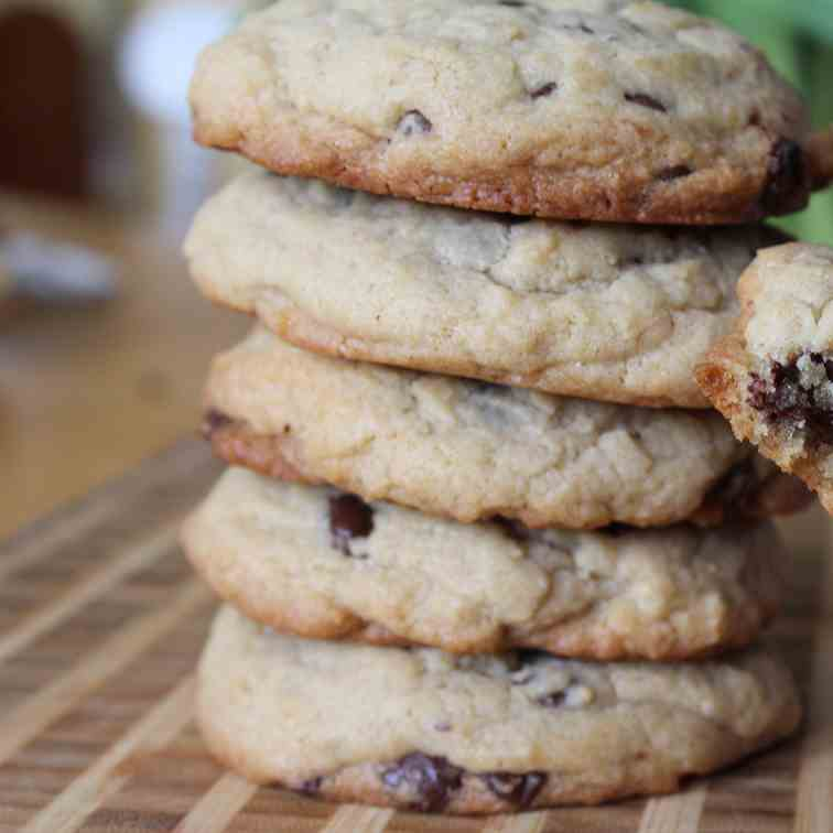 Soft and chewy cookies