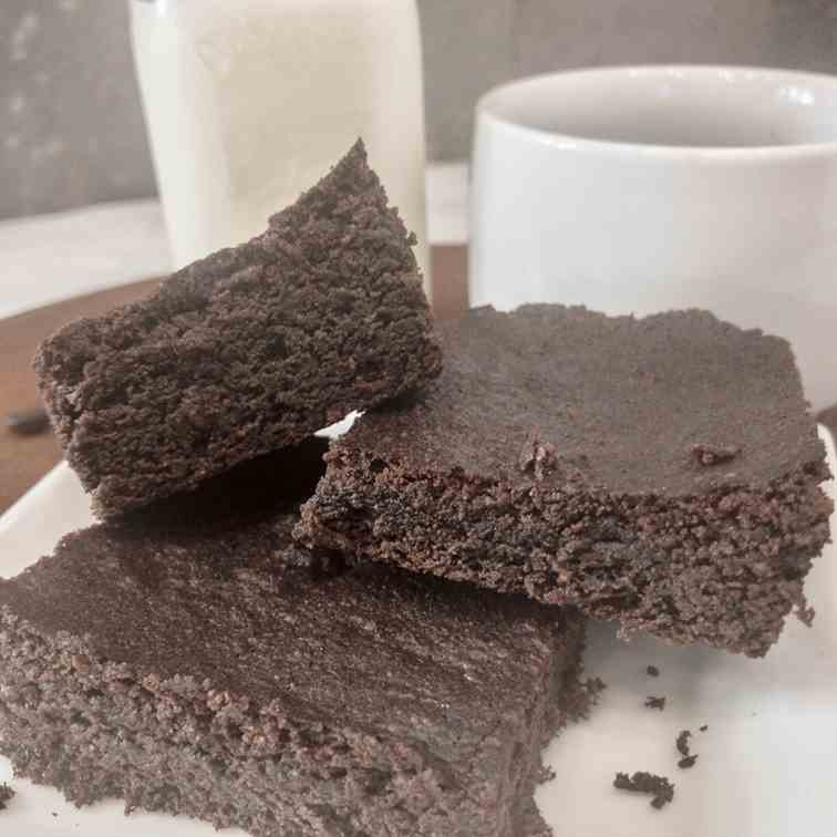 Keto Mocha Fudge Brownie