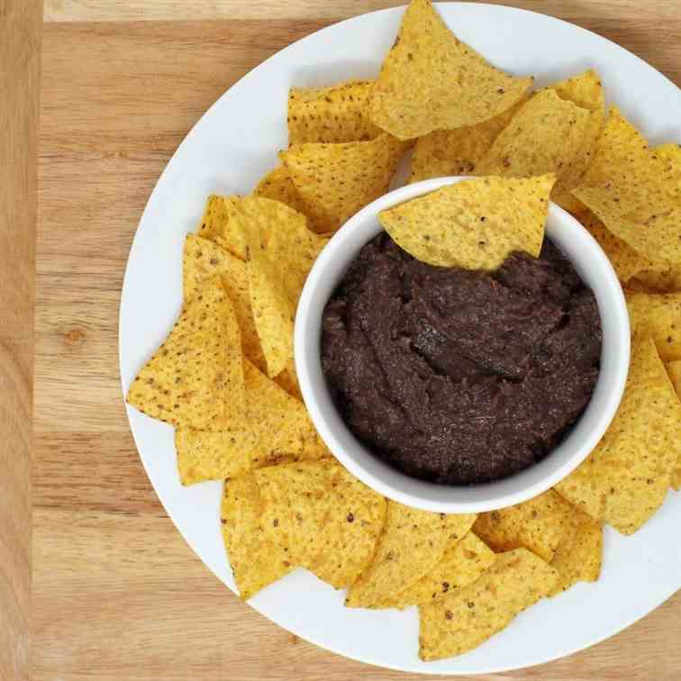 Quick Black Bean Dip