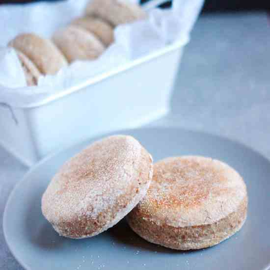 Healthy English Muffins