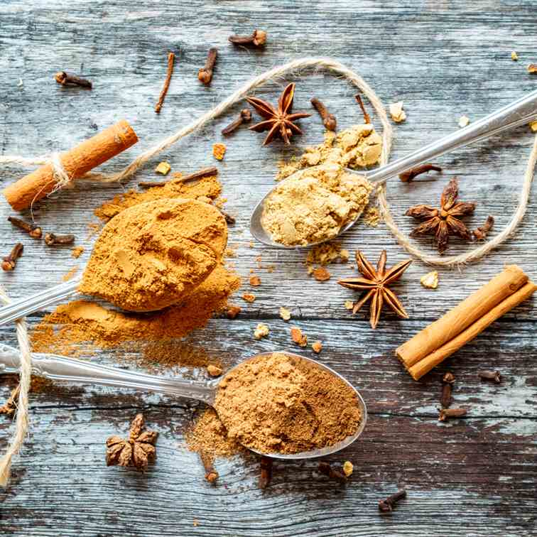 DIY Pumpkin Spice Mix