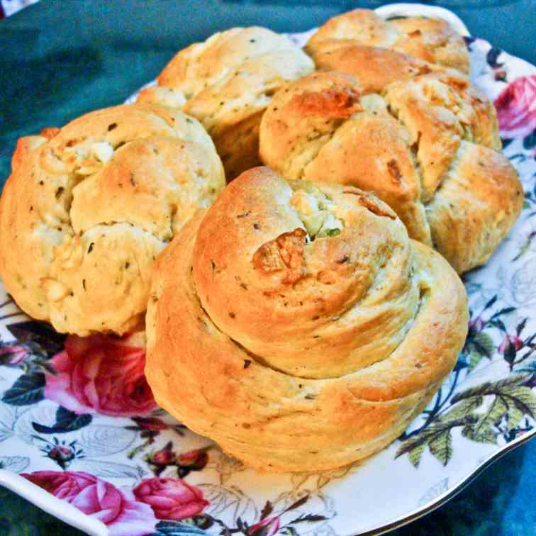 Garlic and Herb rolls