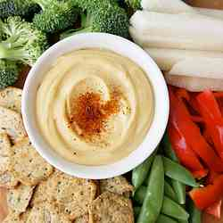 Creamiest Hummus Ever