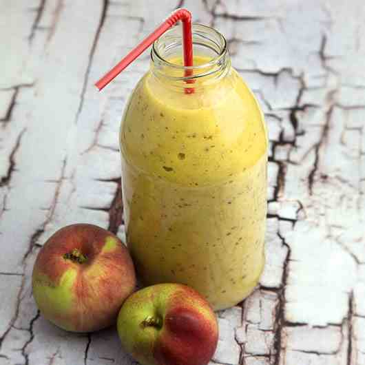 Summer Stonefruit Smoothie