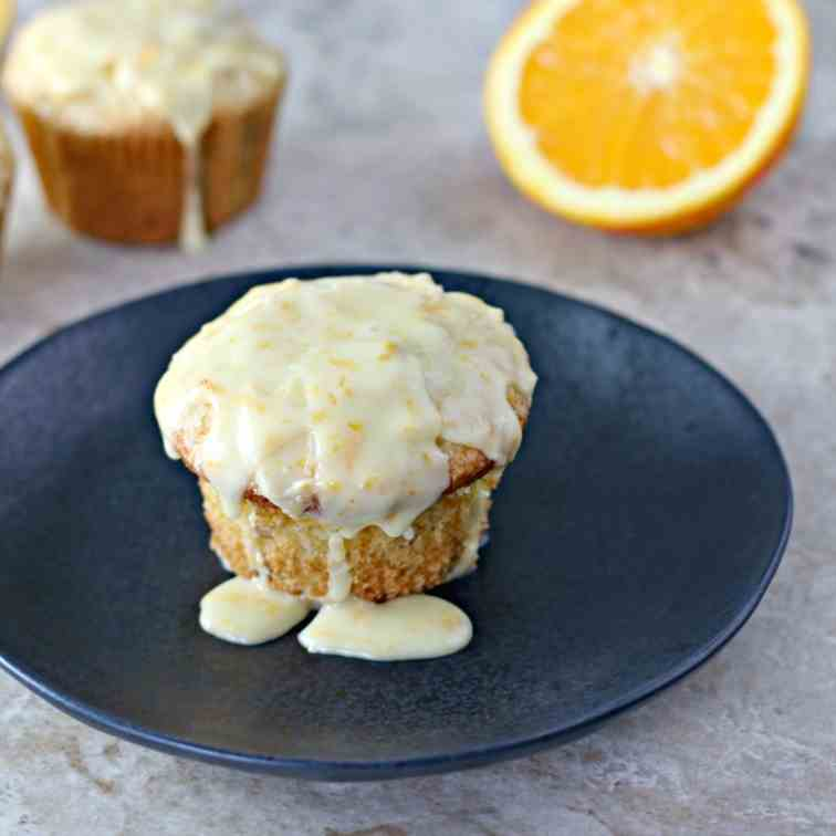 Zesty Orange Faraway Muffin