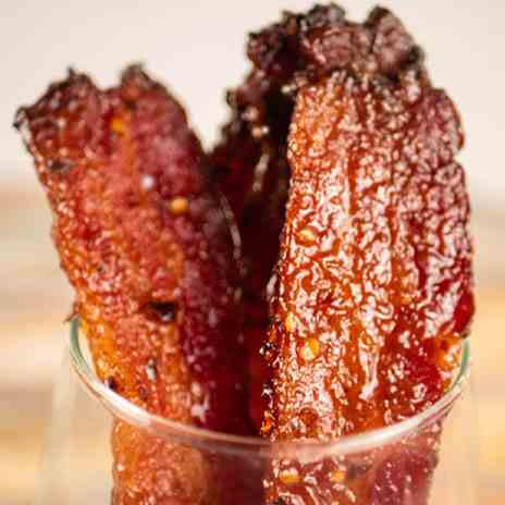 Million Dollar Bacon (Candied Bacon)