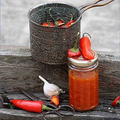 Sweet Red Chili Sauce