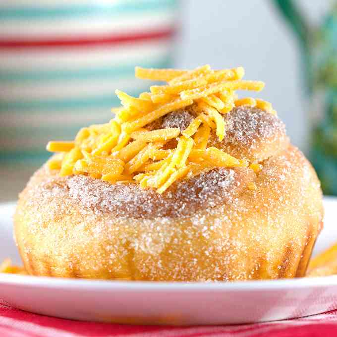 Easy Ensaymada Recipe