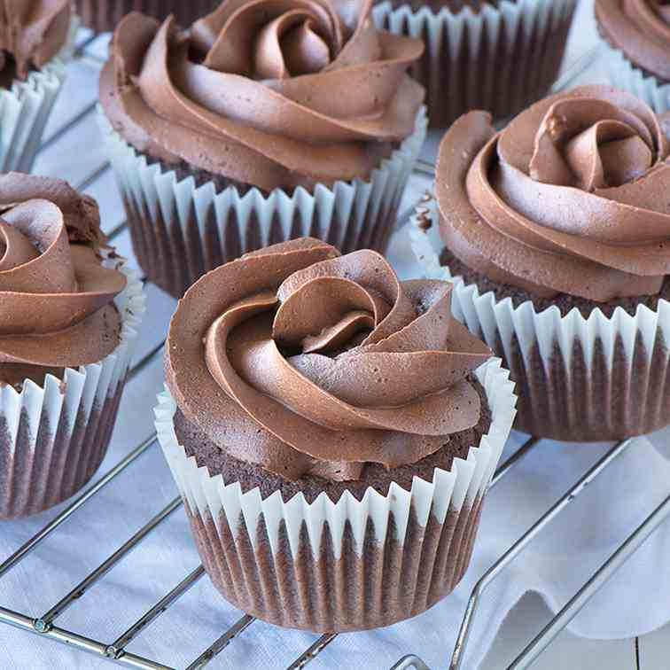 Dairy-Free Chocolate Buttercream